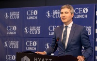 Baku hosts fifth CEO Lunch 17.05.2017_36