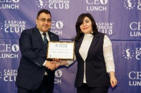 Baku hosts fifth CEO Lunch 17.05.2017_55