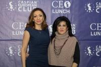 Baku hosts second CEO Lunch_100
