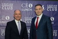 Baku hosts second CEO Lunch_102