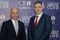 Baku hosts second CEO Lunch_103