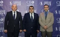 Baku hosts second CEO Lunch_104
