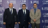Baku hosts second CEO Lunch_105