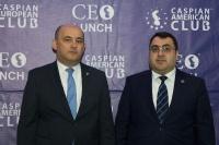Baku hosts second CEO Lunch_106