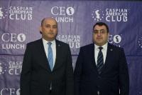 Baku hosts second CEO Lunch_107