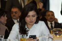 Baku hosts second CEO Lunch_108