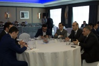 Baku hosts second CEO Lunch_144