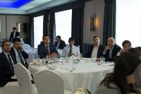 Baku hosts second CEO Lunch_145