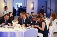 Baku hosts second CEO Lunch_14