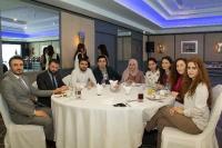 Baku hosts second CEO Lunch_155