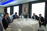 Baku hosts second CEO Lunch_158