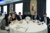 Baku hosts second CEO Lunch_159