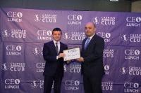 Baku hosts second CEO Lunch_172