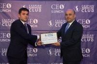 Baku hosts second CEO Lunch_173