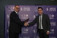 Baku hosts second CEO Lunch_177