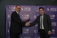 Baku hosts second CEO Lunch_178