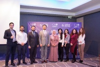 Baku hosts second CEO Lunch_183