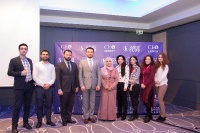 Baku hosts second CEO Lunch_185