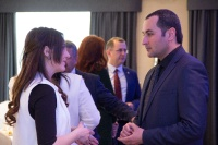 Baku hosts second CEO Lunch_188