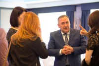 Baku hosts second CEO Lunch_189