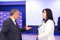 Baku hosts second CEO Lunch_191