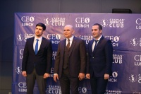 Baku hosts second CEO Lunch_1