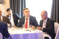 Baku hosts second CEO Lunch_22