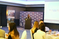 Baku hosts second CEO Lunch_28