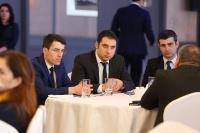 Baku hosts second CEO Lunch_37