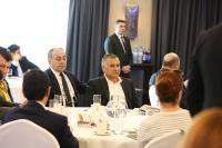 Baku hosts second CEO Lunch_39