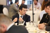 Baku hosts second CEO Lunch_41