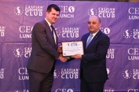 Baku hosts second CEO Lunch_45
