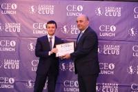 Baku hosts second CEO Lunch_46