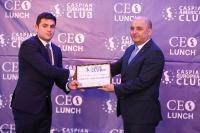 Baku hosts second CEO Lunch_47