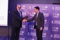 Baku hosts second CEO Lunch_50