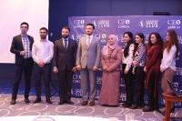 Baku hosts second CEO Lunch_51