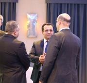 Baku hosts second CEO Lunch_53