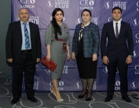 Baku hosts second CEO Lunch_58