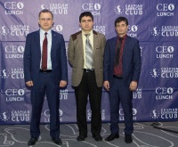 Baku hosts second CEO Lunch_72