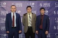 Baku hosts second CEO Lunch_73