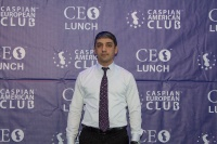 Baku hosts second CEO Lunch_78