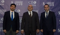 Baku hosts second CEO Lunch_79