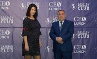 Baku hosts second CEO Lunch_81