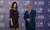 Baku hosts second CEO Lunch_82