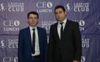 Baku hosts second CEO Lunch_83