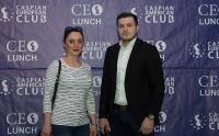 Baku hosts second CEO Lunch_86