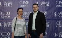 Baku hosts second CEO Lunch_87