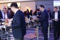 Baku hosts second CEO Lunch_8