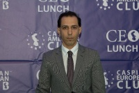 Baku hosts second CEO Lunch_92