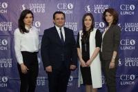 Baku hosts second CEO Lunch_93